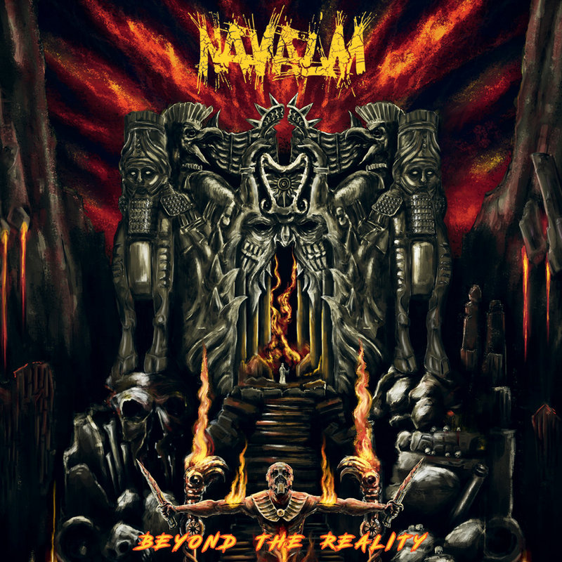 NAVALM — «Beyond The Reality» (2020)