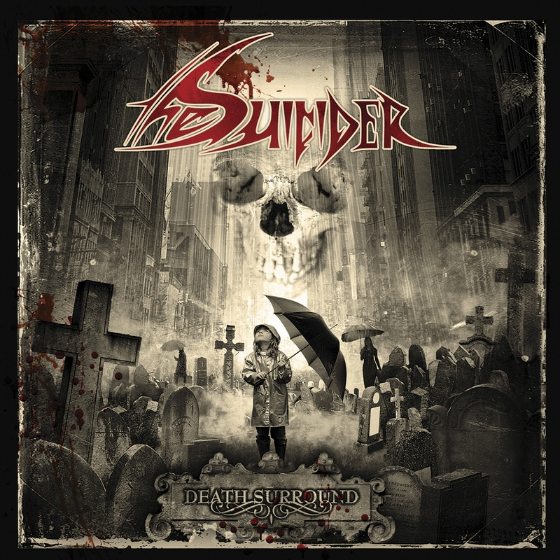 THE SUICIDER — «Death Surround» (2010) [Remastered 2018]